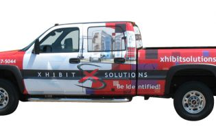 Full and Partial Coverage Pick Up Truck Vehicle Graphics