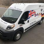 Delivery Van Wraps