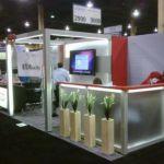 Portable and Custom Modular Exhibit Systems