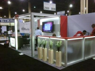 Portable and Custom Modular Exhibit Systems