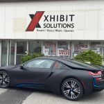 Color change graphics BMW i8