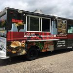 Food Truck Graphics and Wraps