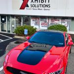 Customizing Restyling and Mustang Graphics and Stripe Kits