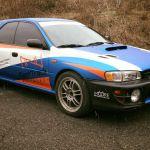 Rallycross and Race car Graphics