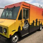 Food Truck Graphics and Branding