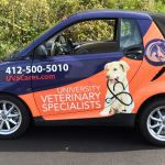 Smart Car and Fleet Vehicle Graphics
