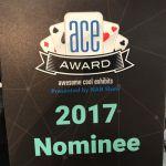 ACE Best of Show Exhibit Nomination Award