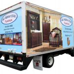 Box Truck Vehicle Graphics