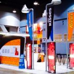 Hershey's Custom Rental Exhibit