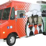 Food Truck Full Coverage Vehicle Graphics