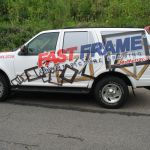 Streetside Billboard Applications and Temporary Mobile Marketing Vehicle Wraps