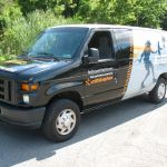 Nissan, Ford, Chevy, and Sprinter Van Full Coverage Wraps