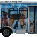 Full Coverage Mobile Service Vehicle Graphics
